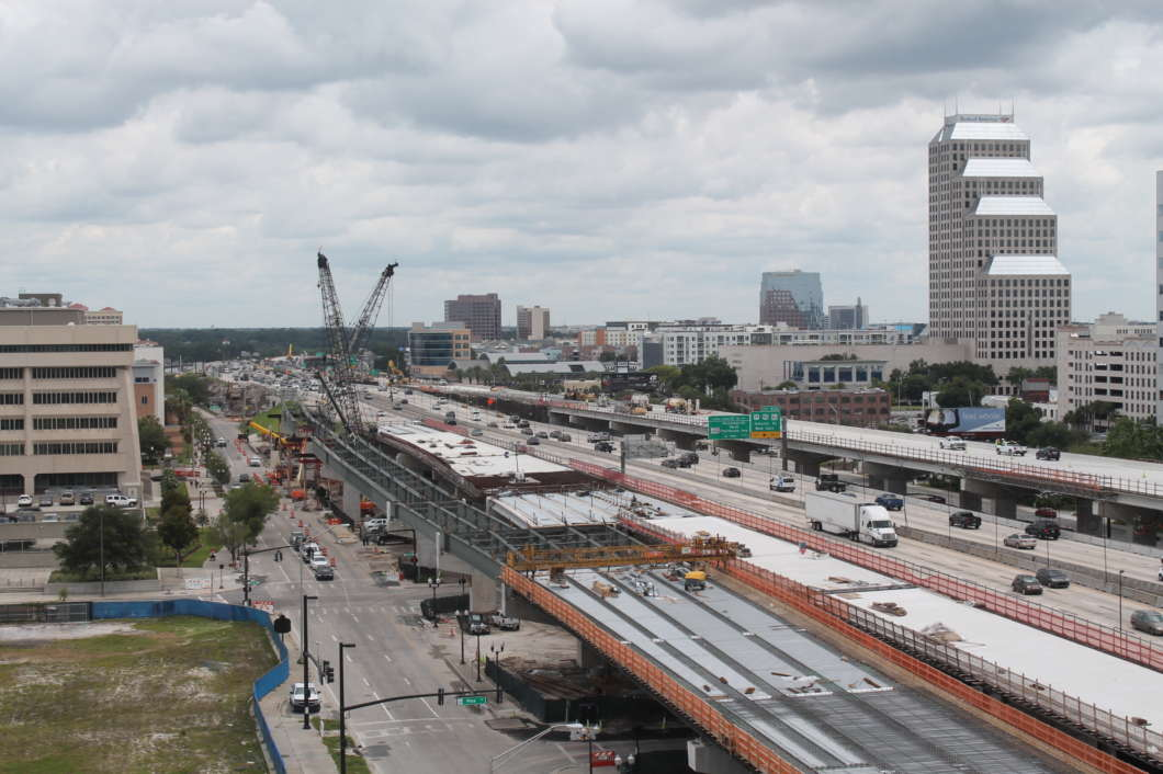Community should plan for significant traffic impacts to the downtown area on June 18th. Photo: Paola Chinchilla