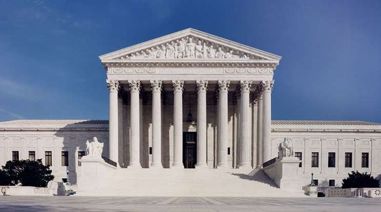 Image: The Supreme Court Building  ,supremecourt.gov