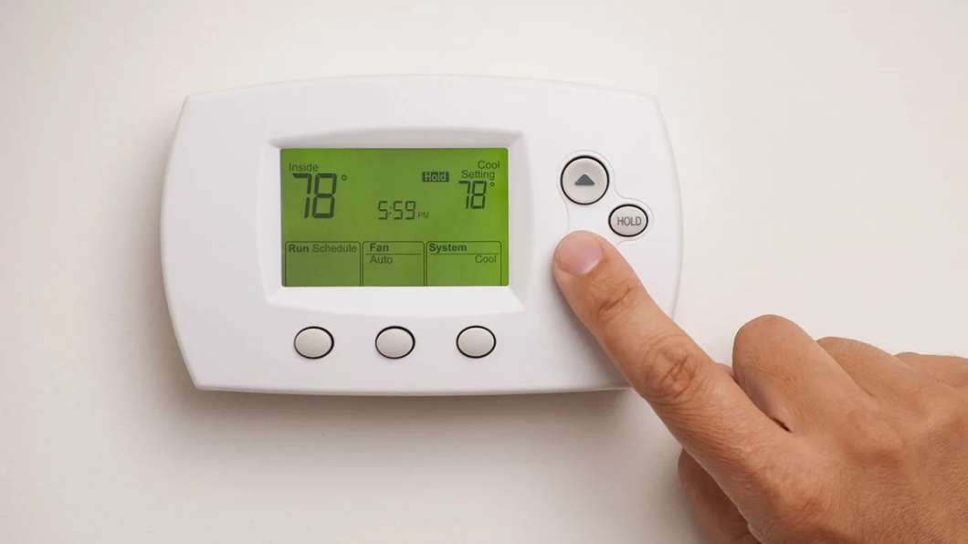 Image: Thermostat set to 78 F, consumerreports.org