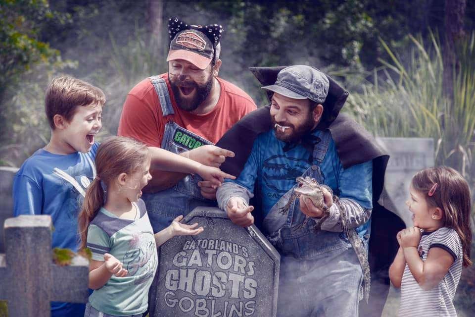 Photo courtesy of Gatorland Orlando's Facebook page