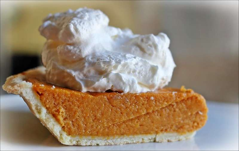 Try to fit that last piece of pumpkin pie in your carry-on. Photo: Flickr Creative Commons