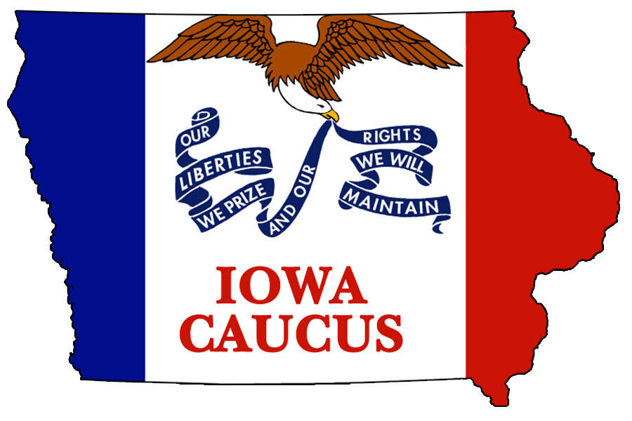 Democratic leaders expect record turnout for Monday's Iowa Caucuses will break records. The addition of caucus sites outside the state will make easier for Iowans to participate. DONKEYHOTEY/FLICKR