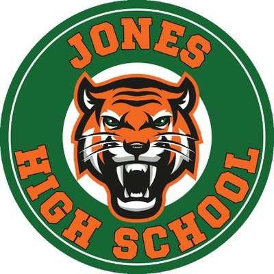 photo via Jones High School Tiwtter