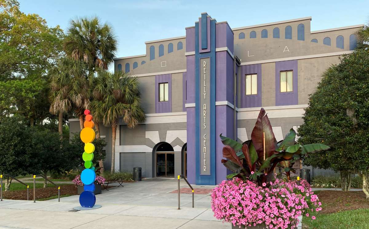 The Reilly Arts Center in Ocala. Photo: Joe Byrnes