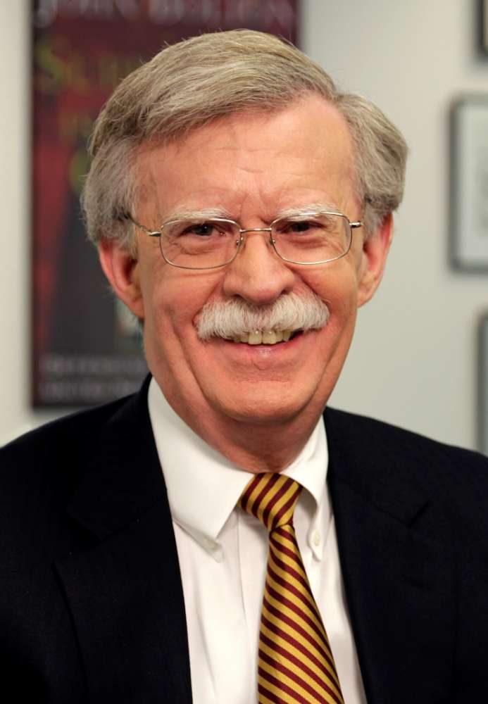 Image: John Bolton Official Photo, Wikipedia.org