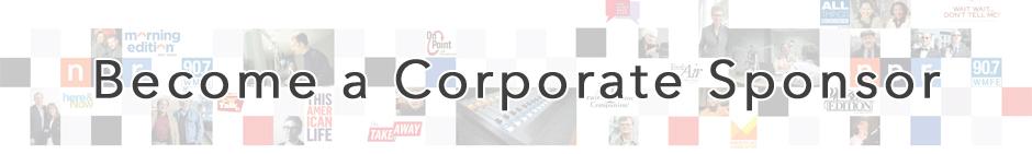 Become a WMFE Corporate Sponsor