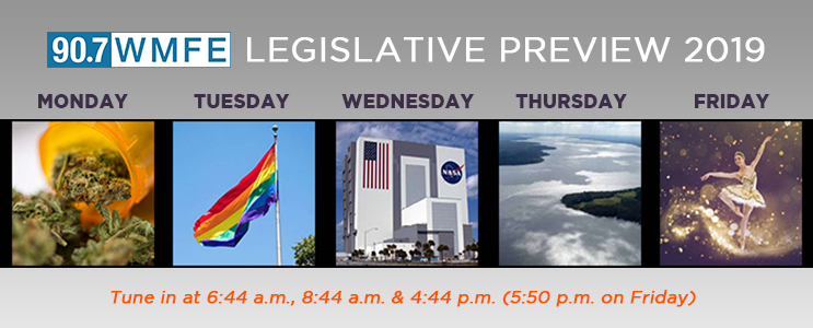 Legislative Preview 2019