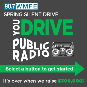 You Drive Public Radio - Make your donation now