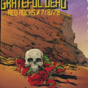 grateful dead red rocks