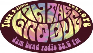 In The Groove Oval Logo