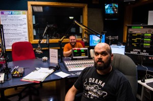 Guest Host on WMNF