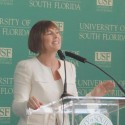Kathy Castor at USF