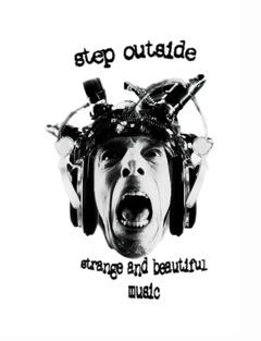step outside tshirt