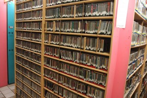 How we used to store cds