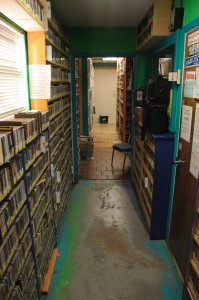 Old Record Library