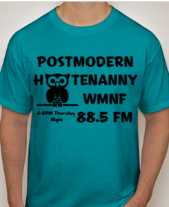 Post Modern Hootenannay shirt