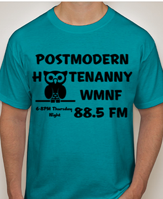 Post Modern Hootenannay shirt