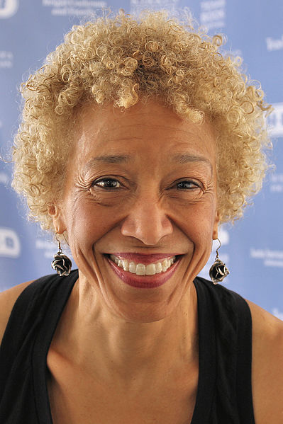 Margo Jefferson, author of Negroland: A Memoir. Photo taken by Larry D. Moore CC BY-SA 4.0.