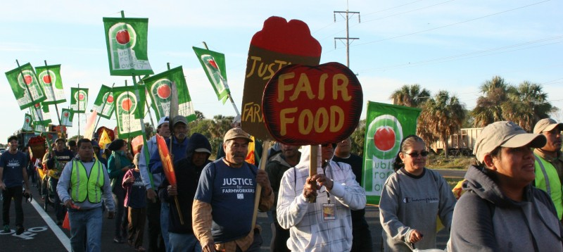 CIW farmworkers vs Publix