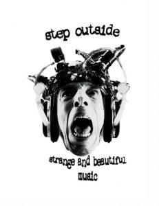 step outside
