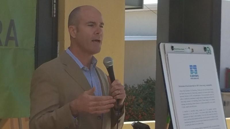 Sierra Club executive director Michael Brune