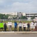Trump protesters Tampa