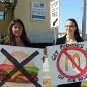 No to McDonald's at Tampa General Hospital