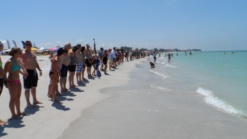 Hands Across the Sand opposition to drilling and fracking