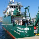 USF Weatherbird marine science ship
