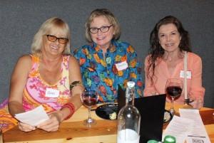 Alaine, Suzie & Jan, by Pamela Robinson. These women get stuff DONE!