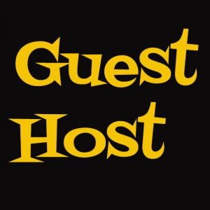 Guest host graphic