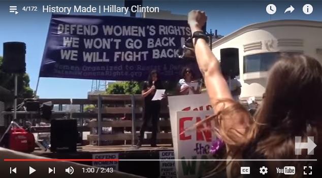 Peta Lindsay v Hillary Clinton