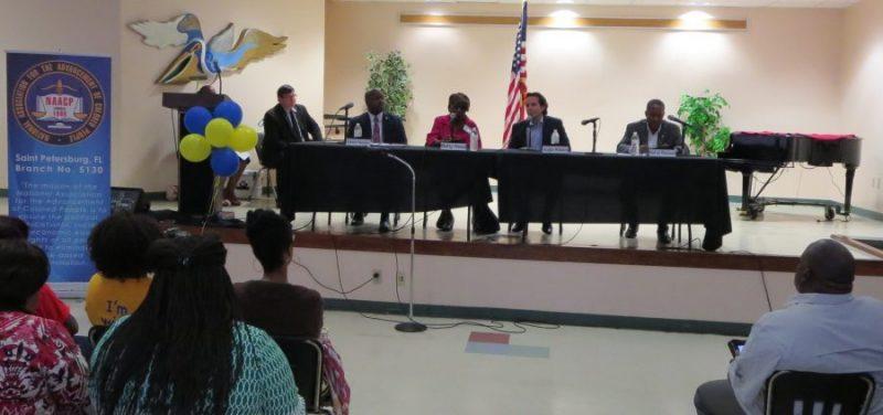 Florida Senate District 19 forum