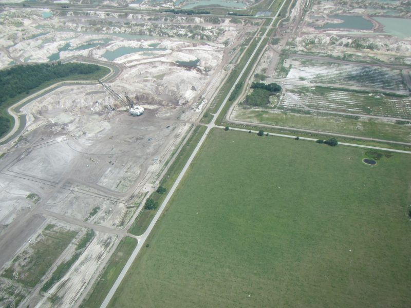phosphate mining Mosaic