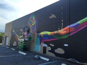 Dasic Fernandez mural detail