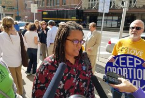 Nadine Smith of Equality Florida opposes Jeff Sessions' nomination to AG