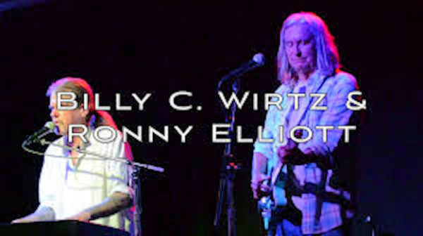 Ronny Elliott and Rev. Billy C. Wirtz In Concert