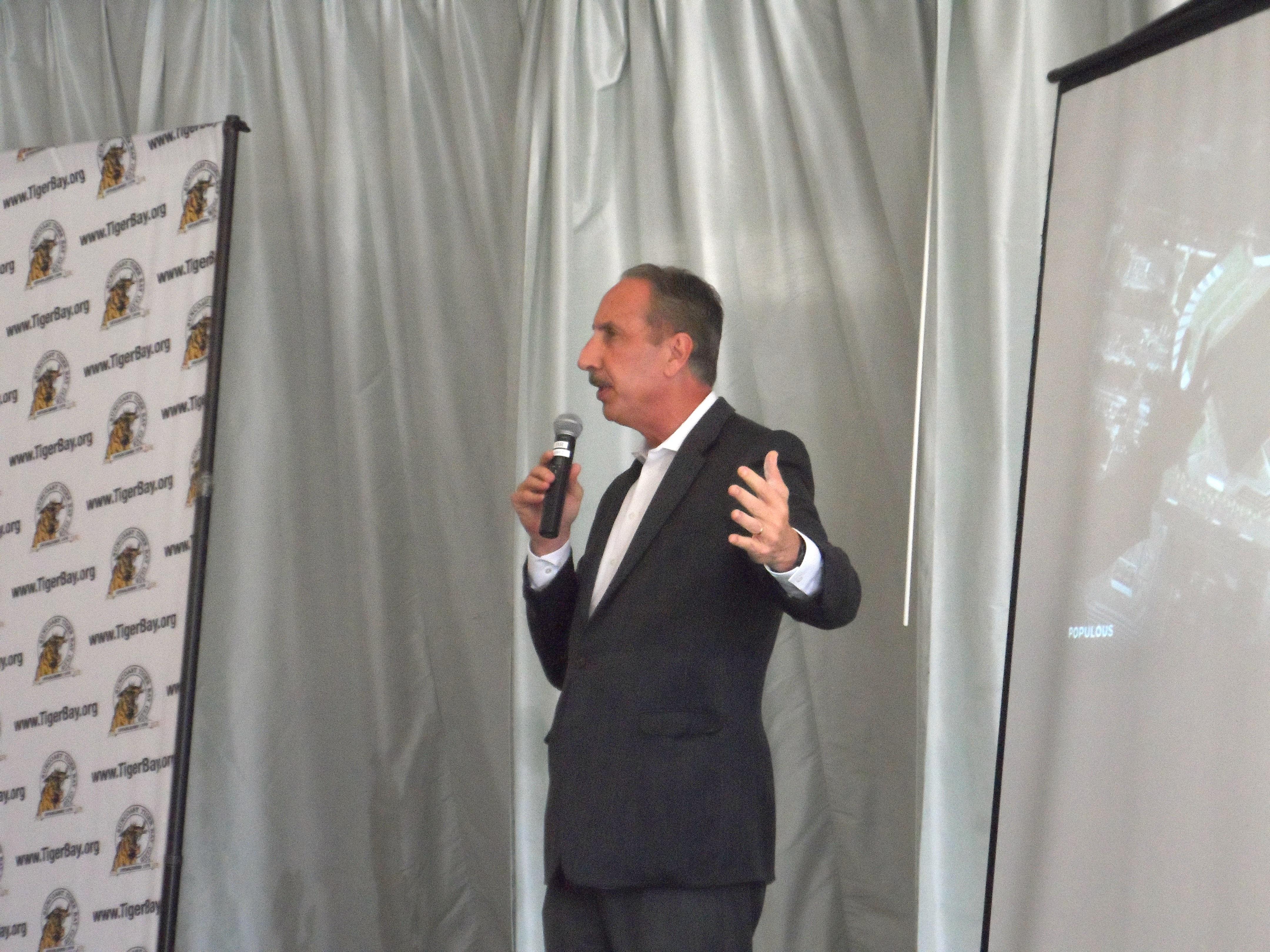 Former St. Petersburg Mayor Rick Baker on Tampa Bay Rowdies stadium referendum