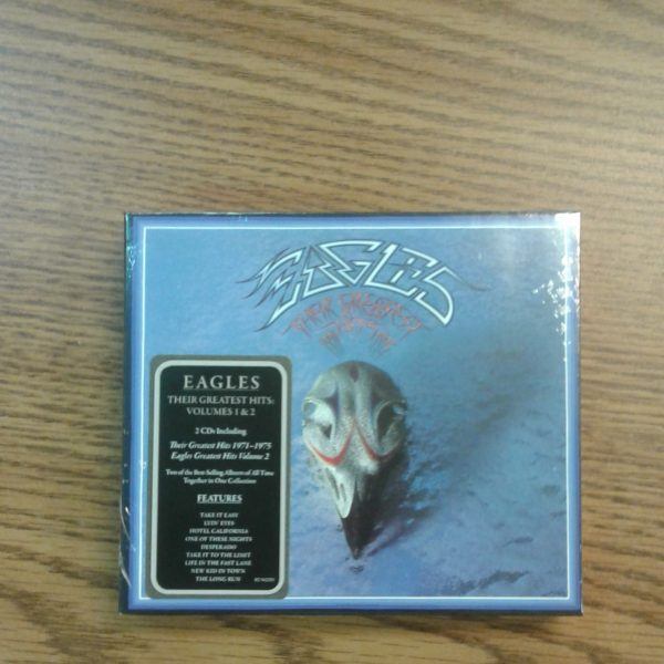 Eagles Greatest Hits 1 2
