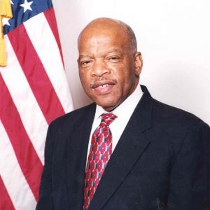 John Lewis Official Portrait 2003