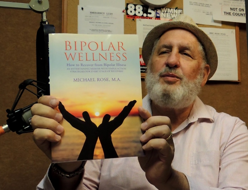 bipolar illness manic depression mental health recovery book