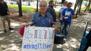 Andrew Gillum runs against Ron DeSantis for Florida Governor in 2018