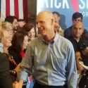Rick Scott in Tampa; 2018 election
