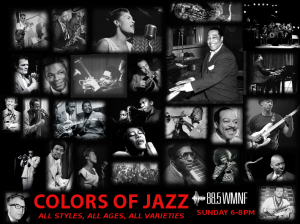 Colors of Jazz Memorial Day Special: US Army Blues, Navy Commodores, and the USAF Airmen of Note @ WMNF Airwaves 88.5fm