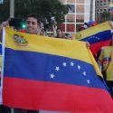 Venezuela flag Nicolas Maduro coup
