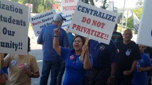 labor unions custodians