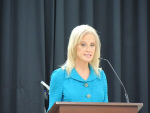 Kellyanne Conway, Counselor to President Donald Trump