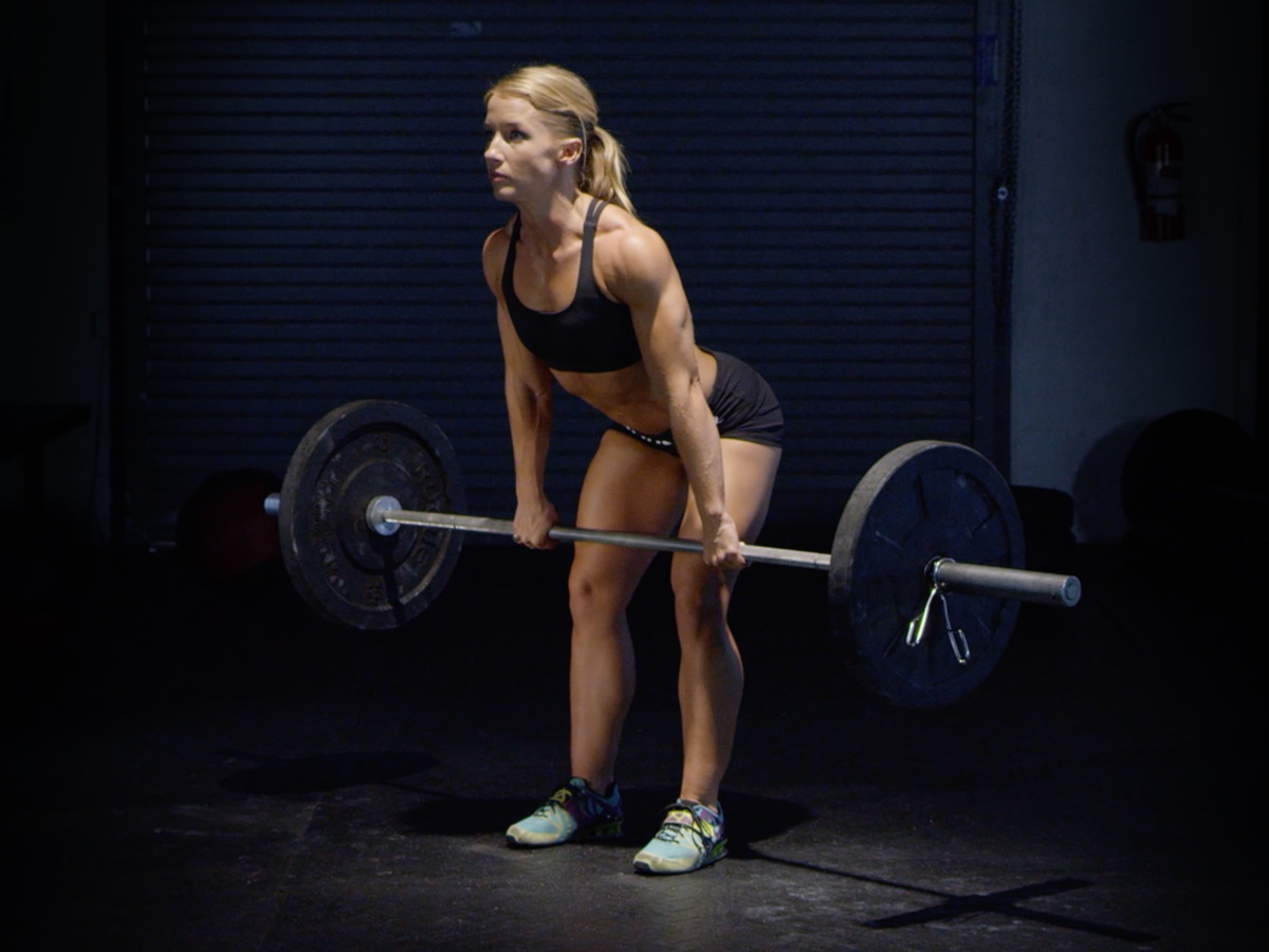 Hang Squat Clean