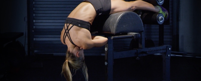 GHD Hip and Back Extension