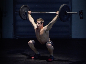 How to do the perfect overhead squat.